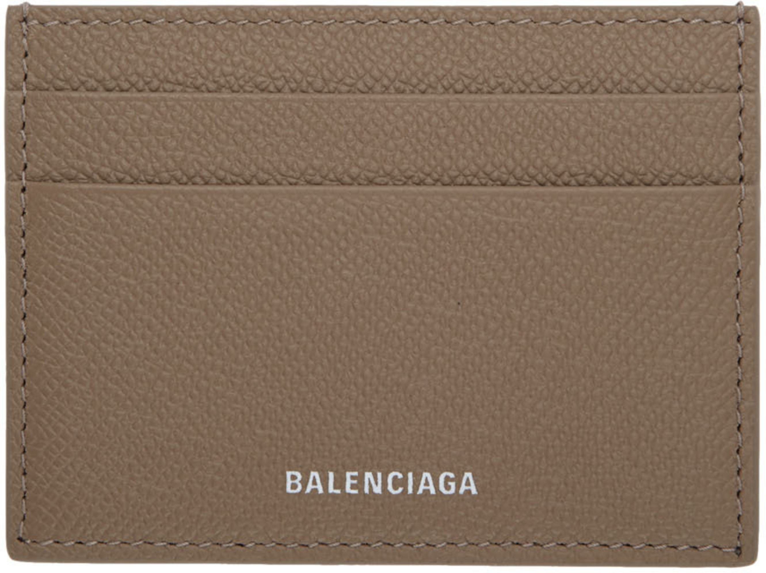 Conception innovante c0011 4f3a5 Taupe Ville Card Holder