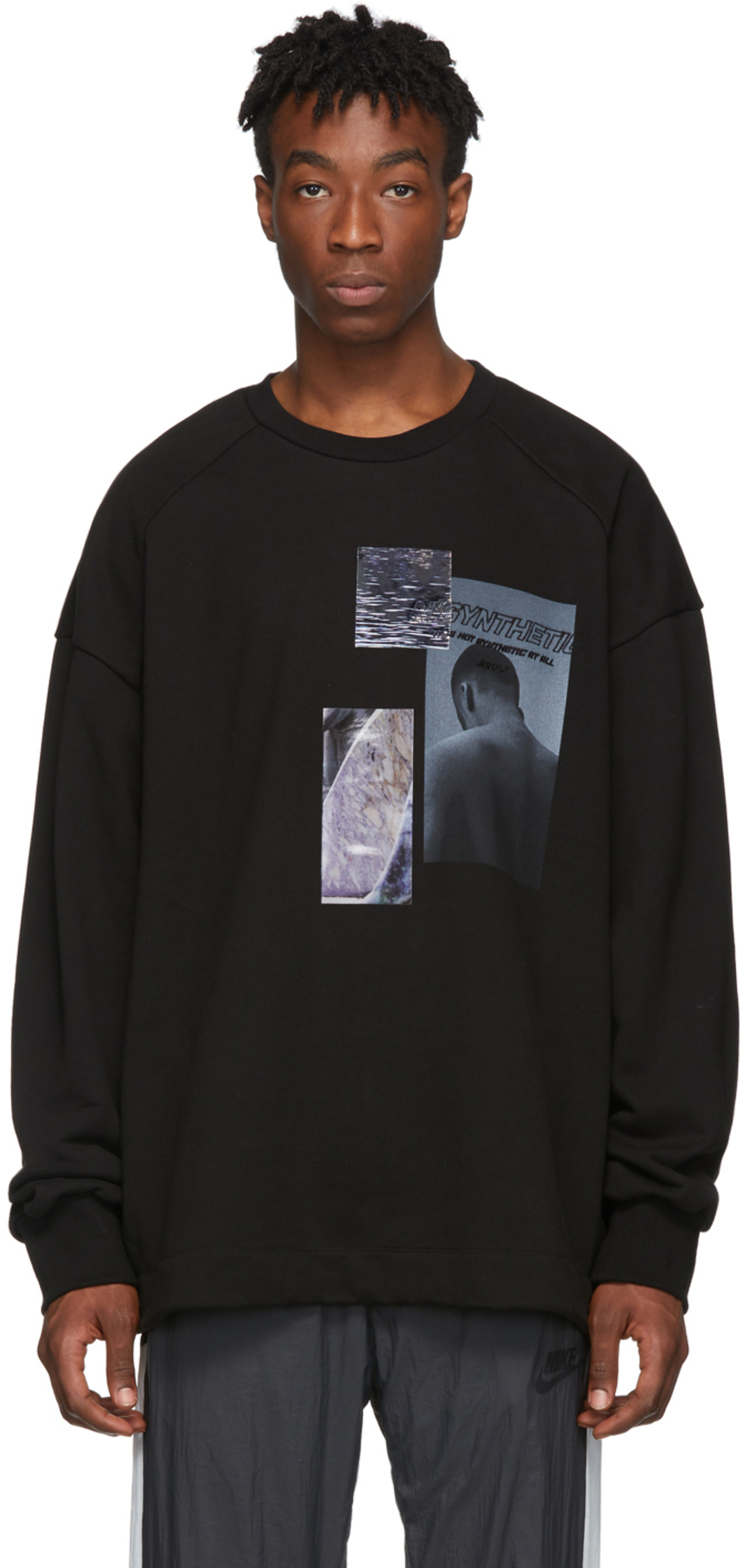 c4f06aed167 Designer sweatshirts for Men   SSENSE