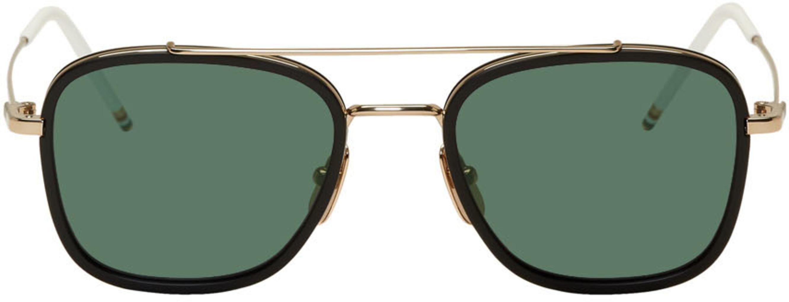 172fac3f4d8a Thom Browne sunglasses for Men | SSENSE