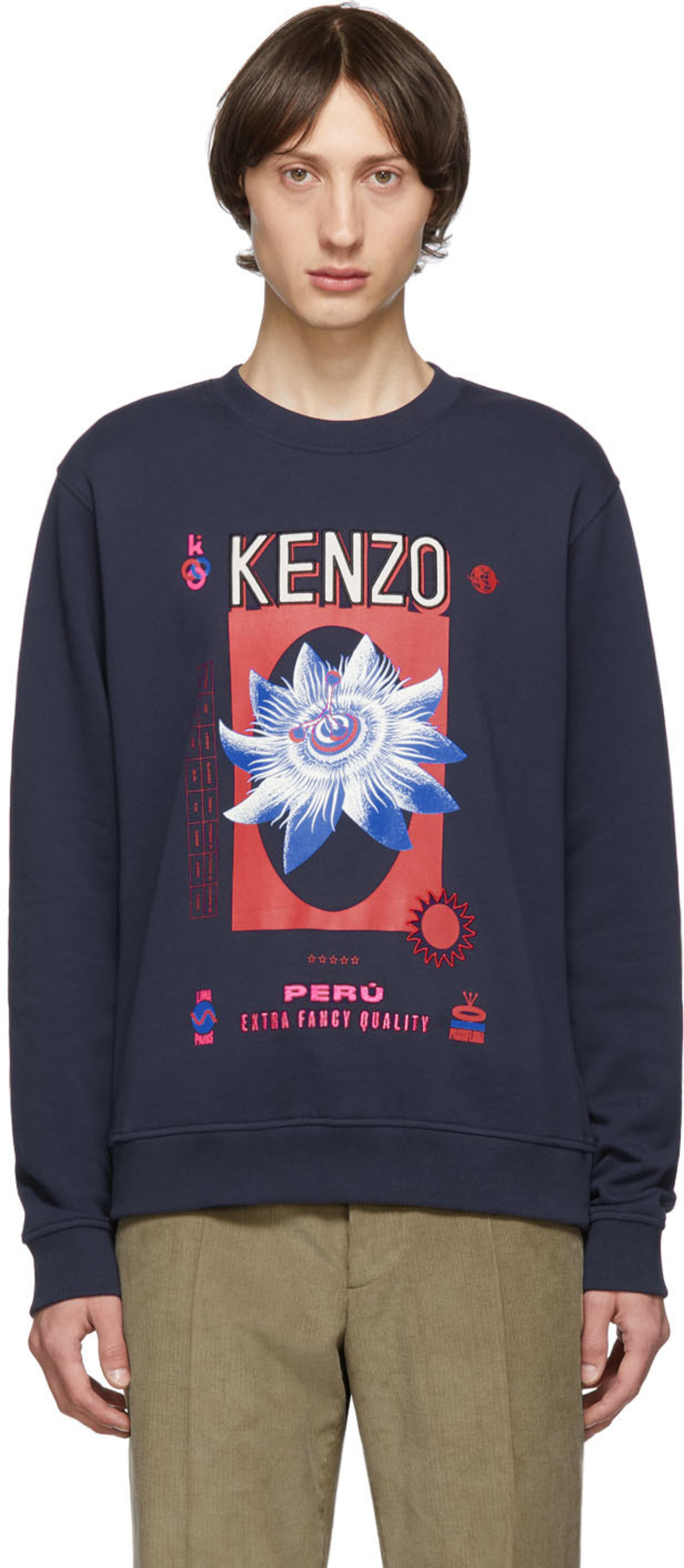53cba61f191 Kenzo for Men SS19 Collection | SSENSE