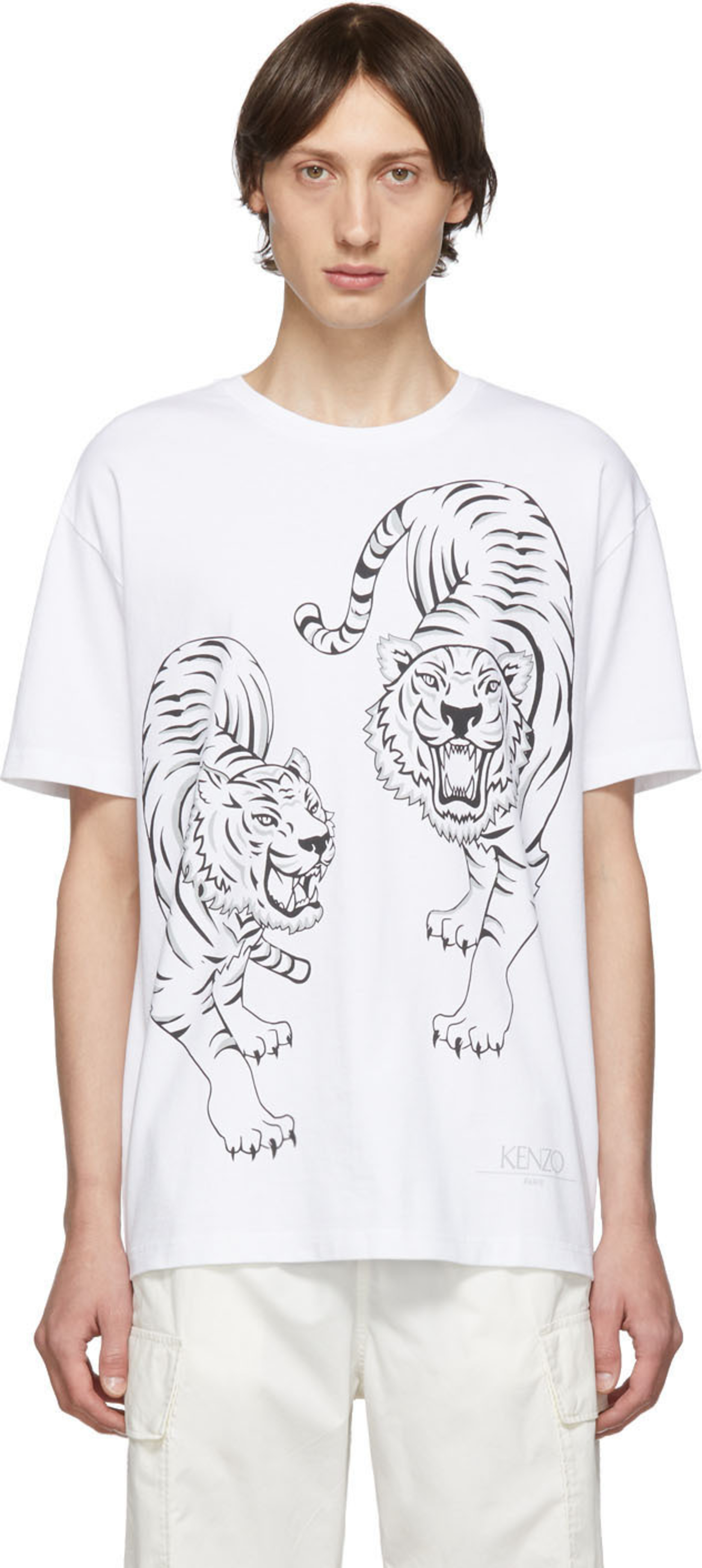 ce7f154488e Kenzo for Men SS19 Collection | SSENSE