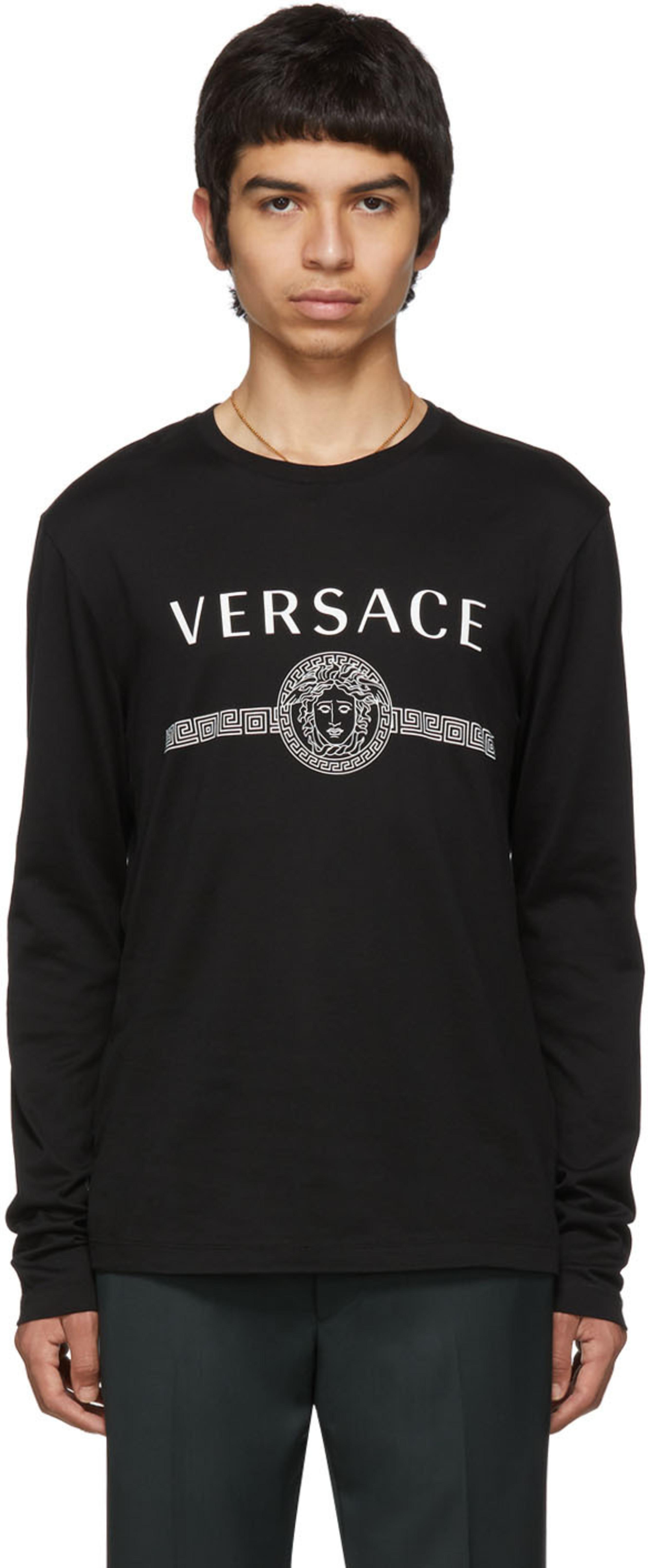 9bfa8a62 Versace for Men SS19 Collection | SSENSE Canada