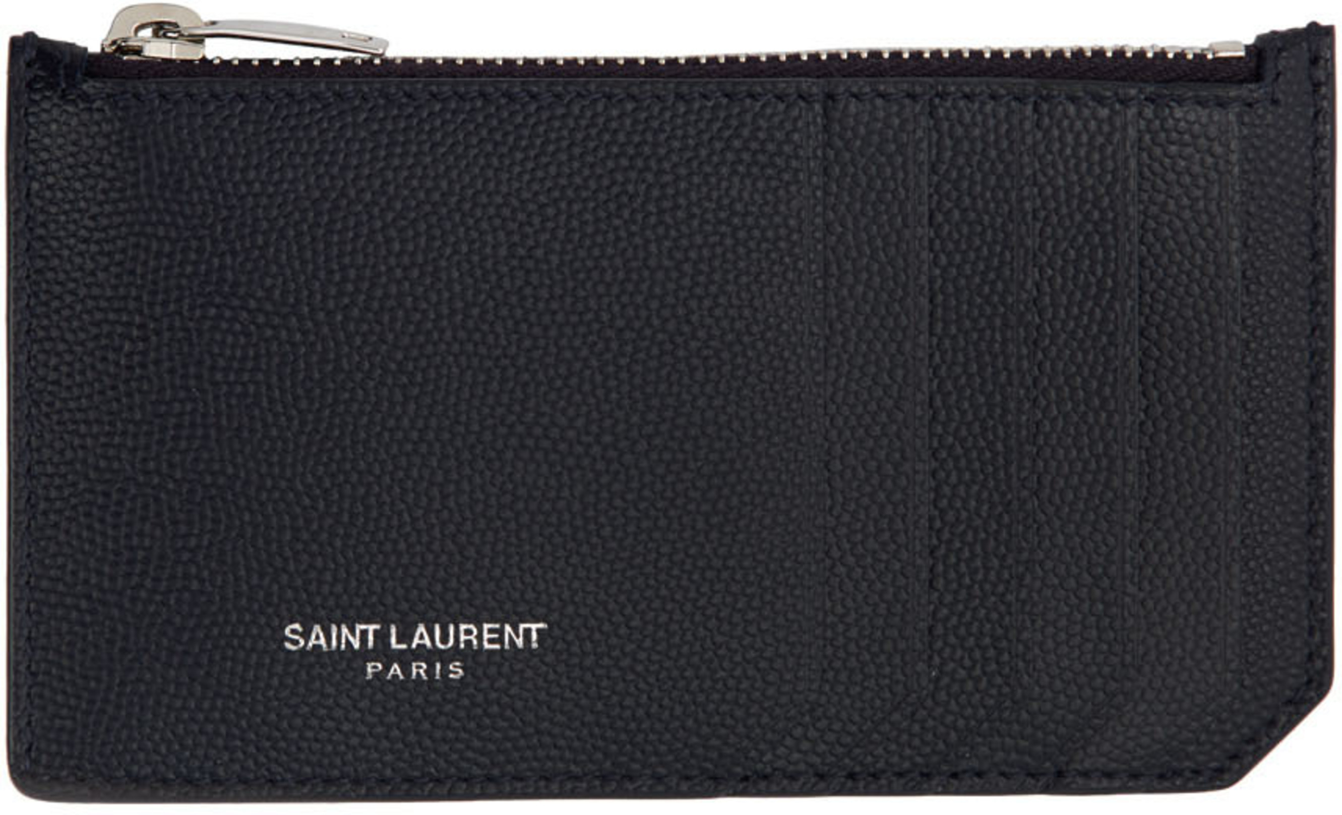 outlet store 84d05 f901c Navy Zipped Fragment Card Holder