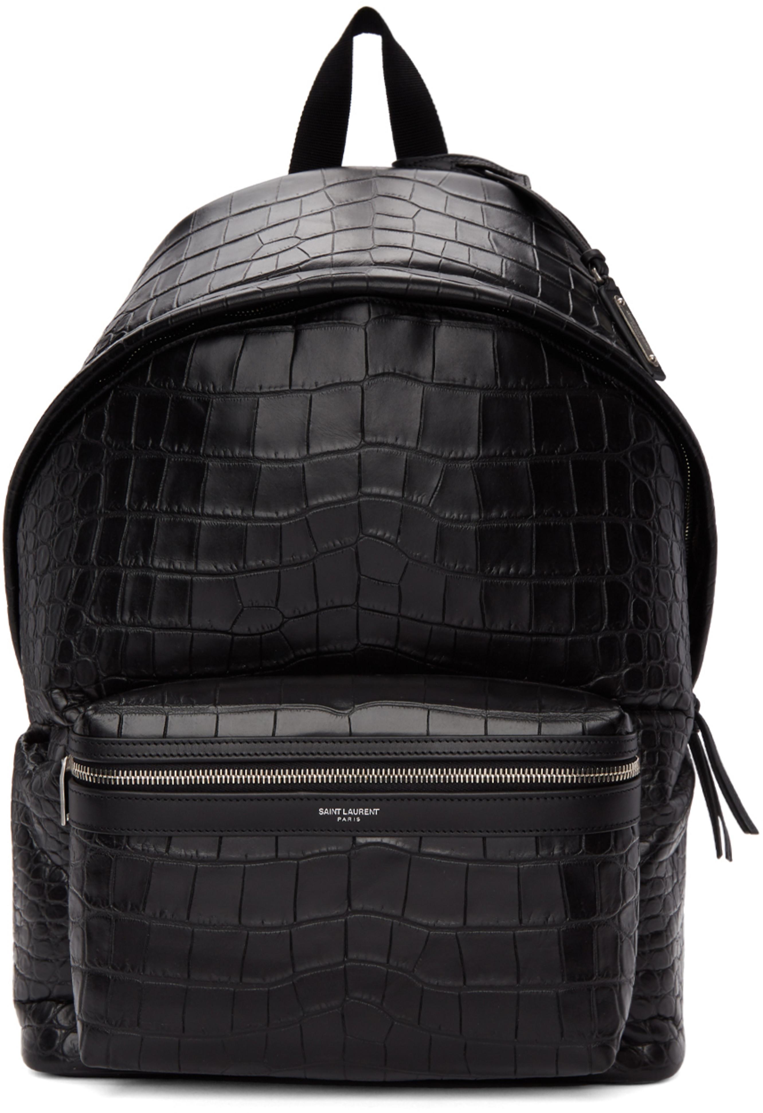 6b92233abbd Saint Laurent bags for Men | SSENSE