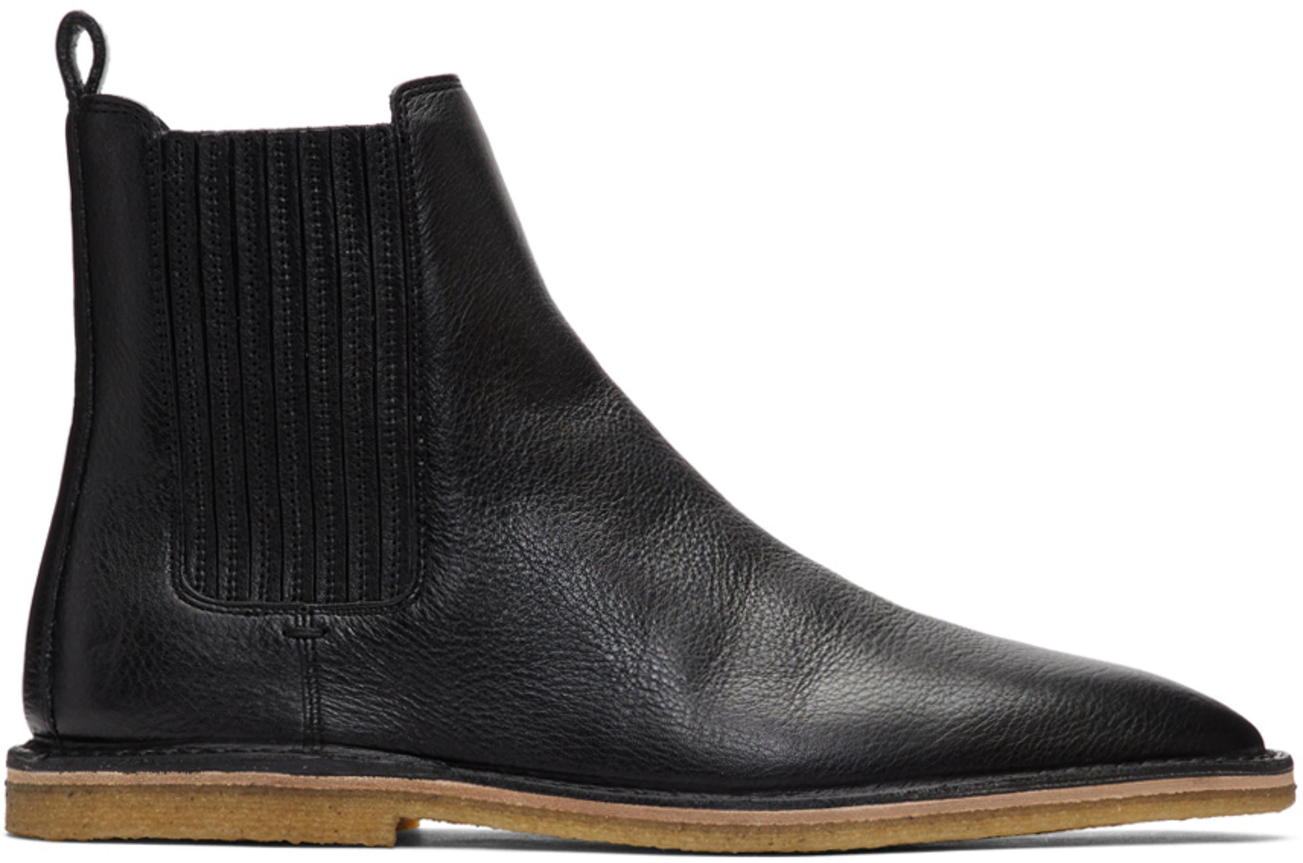 d679319f8f7 Black Nino Chelsea Boots