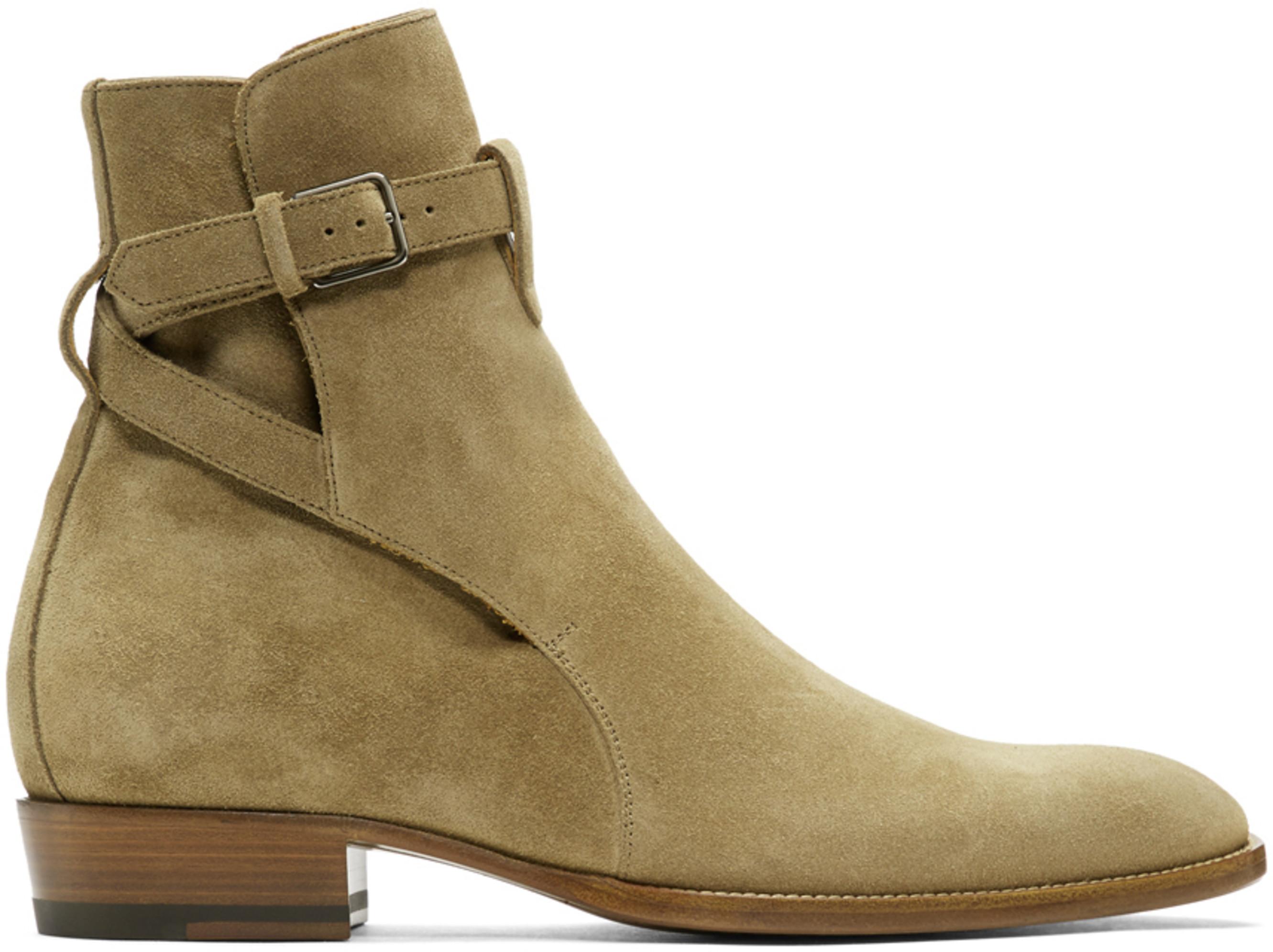 eb1c6a98187 Saint Laurent boots for Men | SSENSE