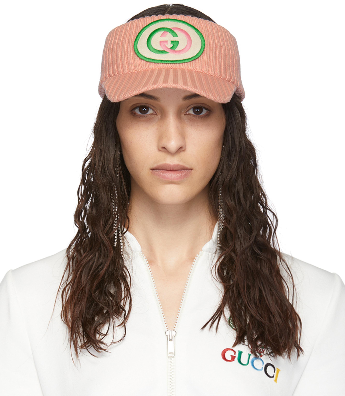 cfffdb1b01aa95 Gucci hats for Women   SSENSE