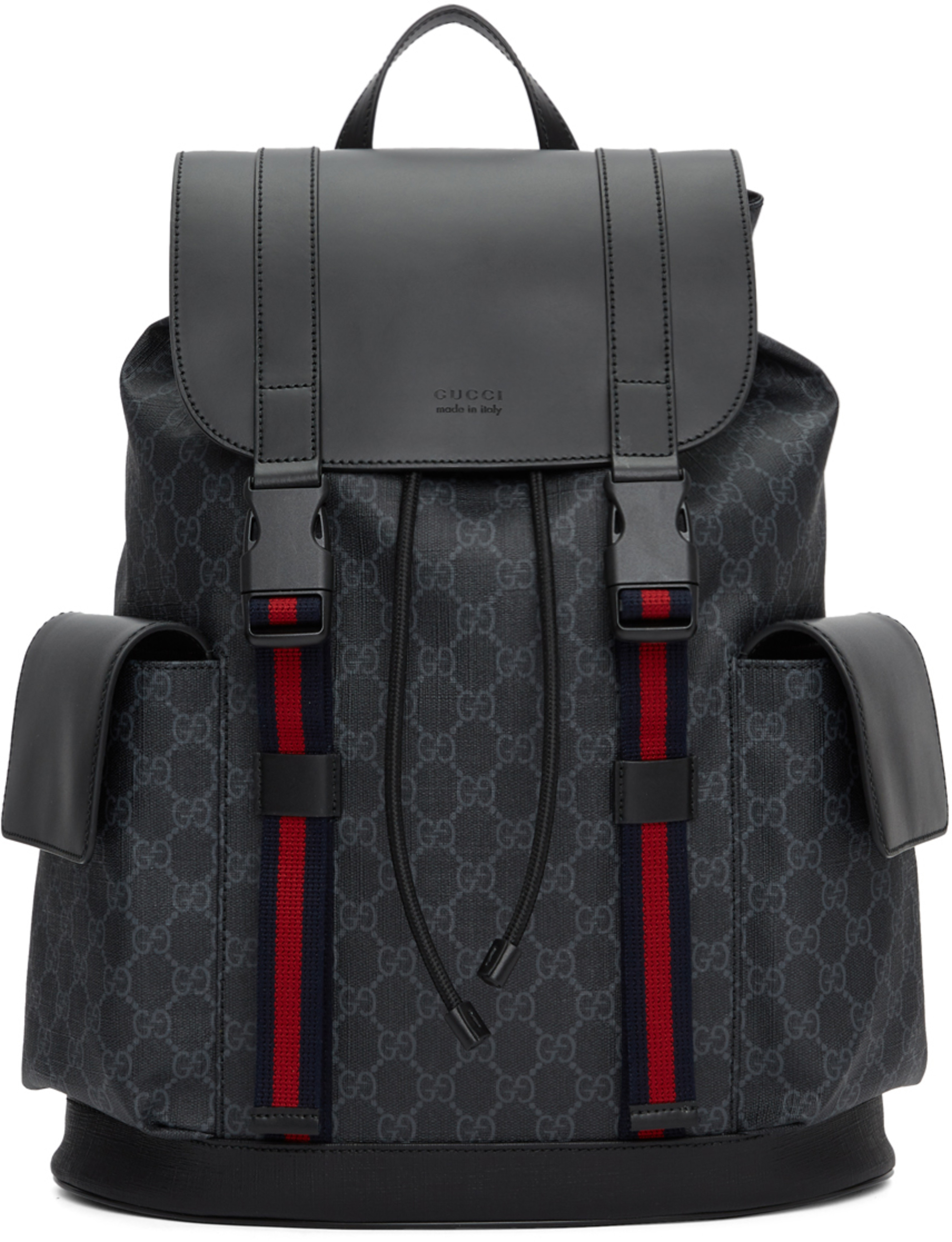 fc7e2c1bf Black Soft GG Supreme Backpack