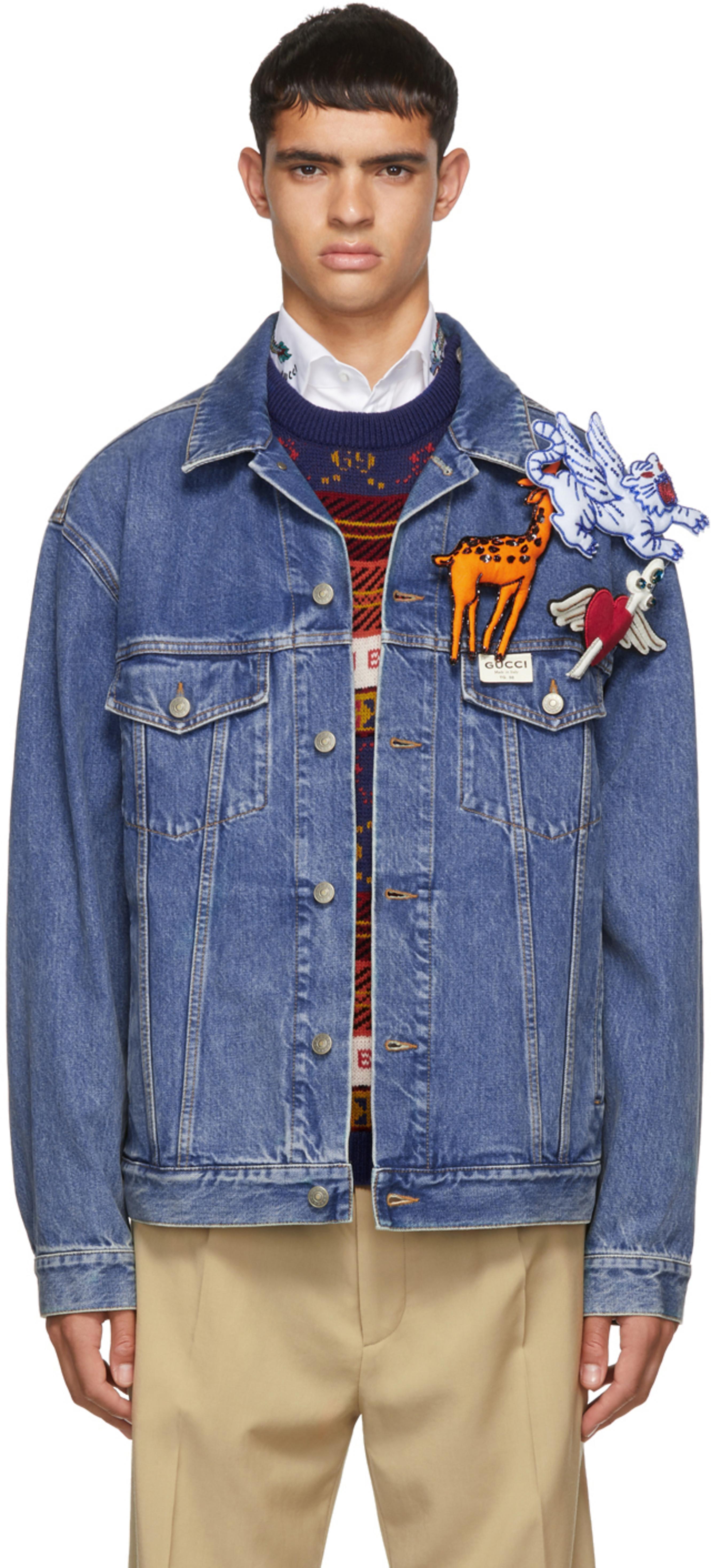 927b1aaa5e Gucci manteaux et vestes pour Hommes | SSENSE France