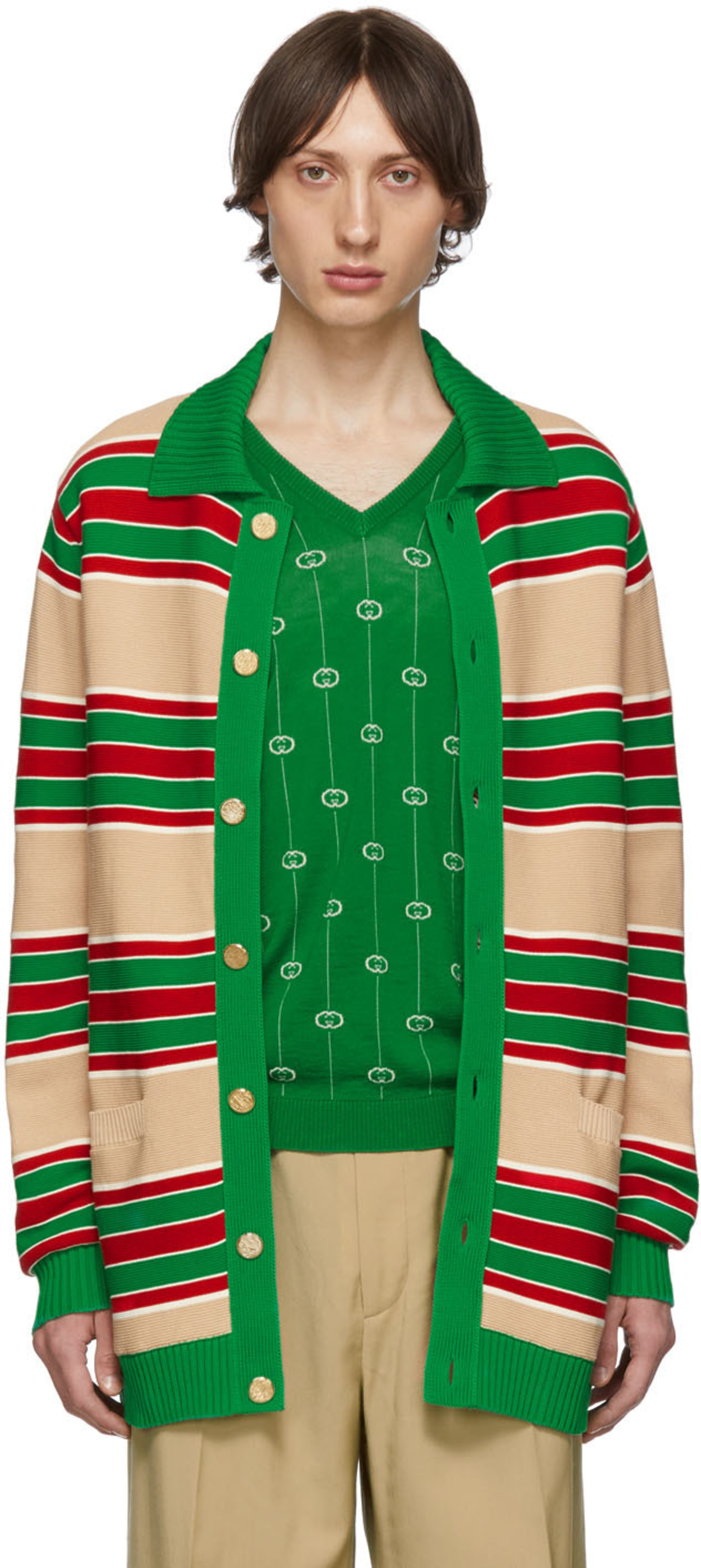 7a6b53445 Gucci sweaters for Men | SSENSE
