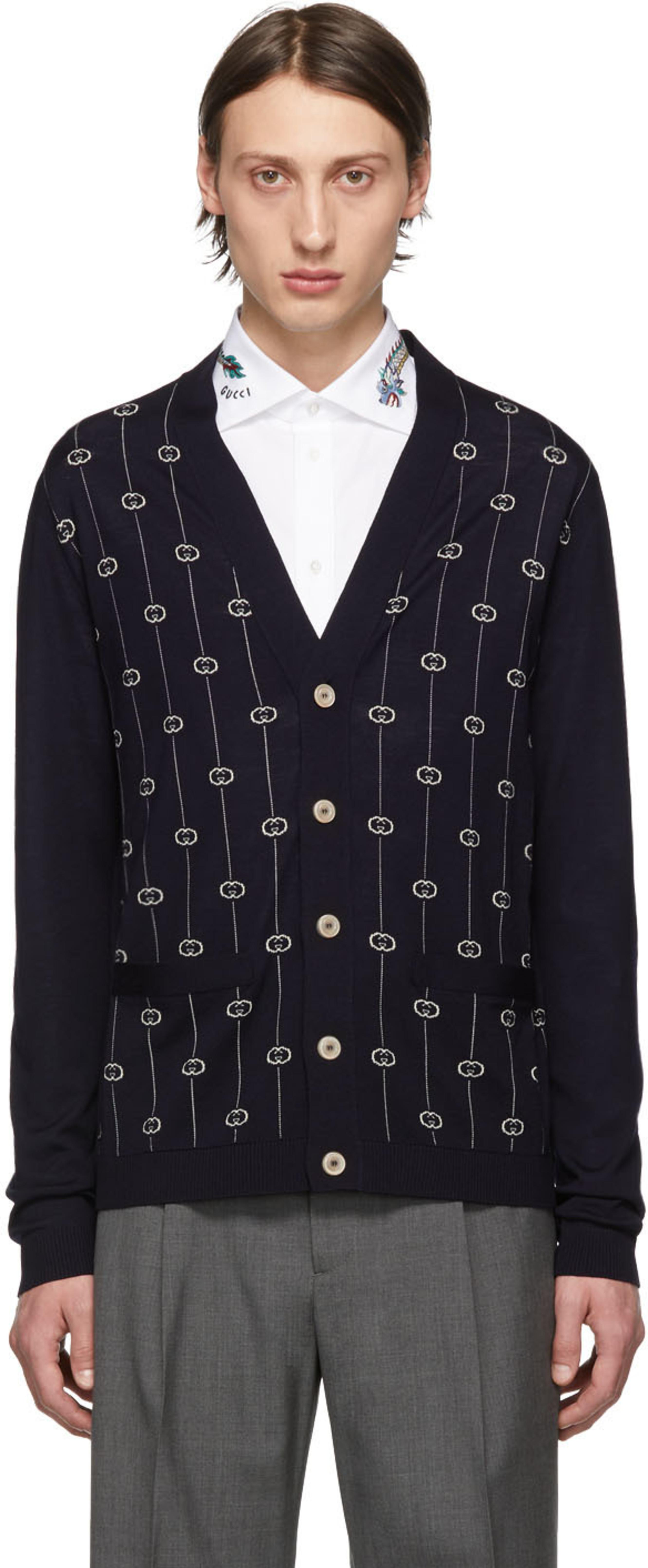 3abd2e993 Gucci sweaters for Men | SSENSE UK