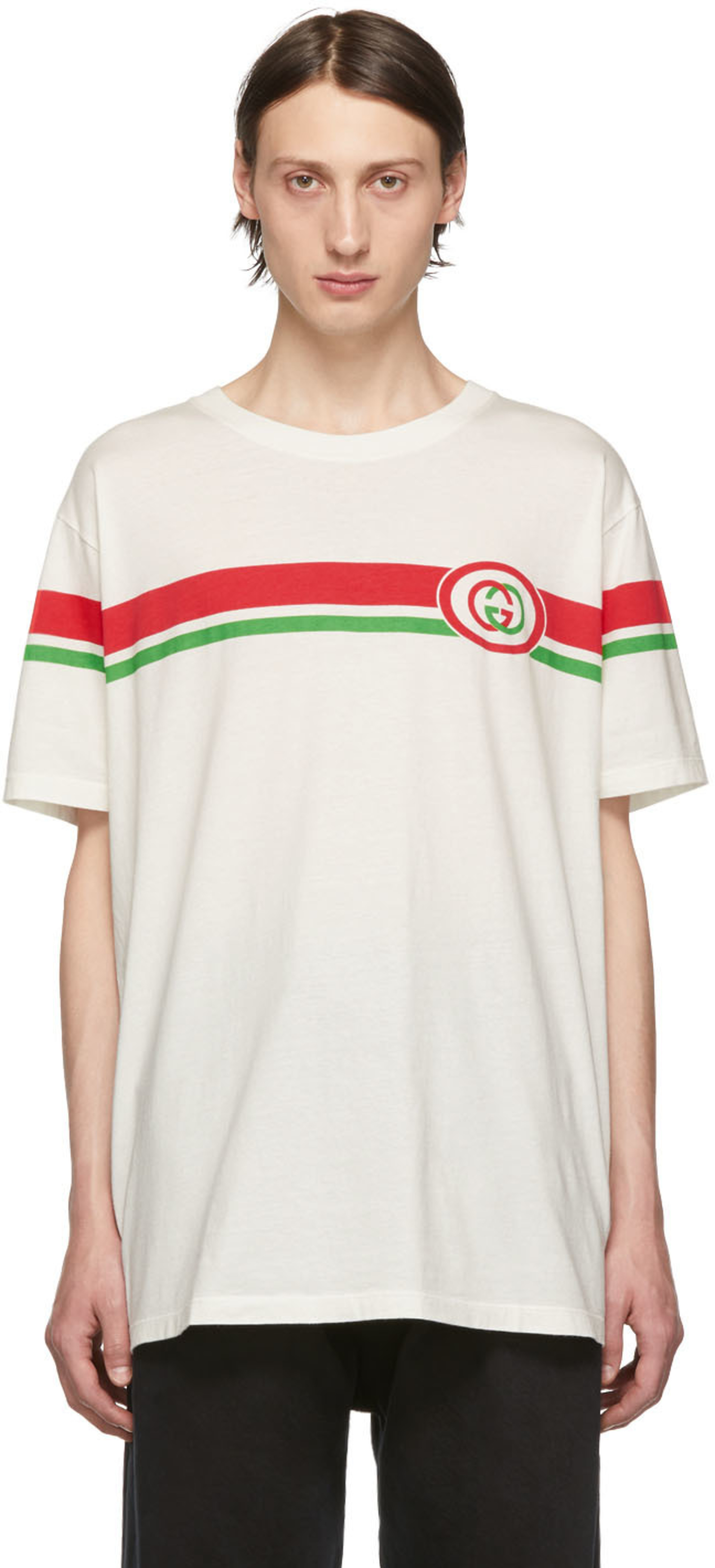 af2b5548 Gucci t-shirts for Men | SSENSE