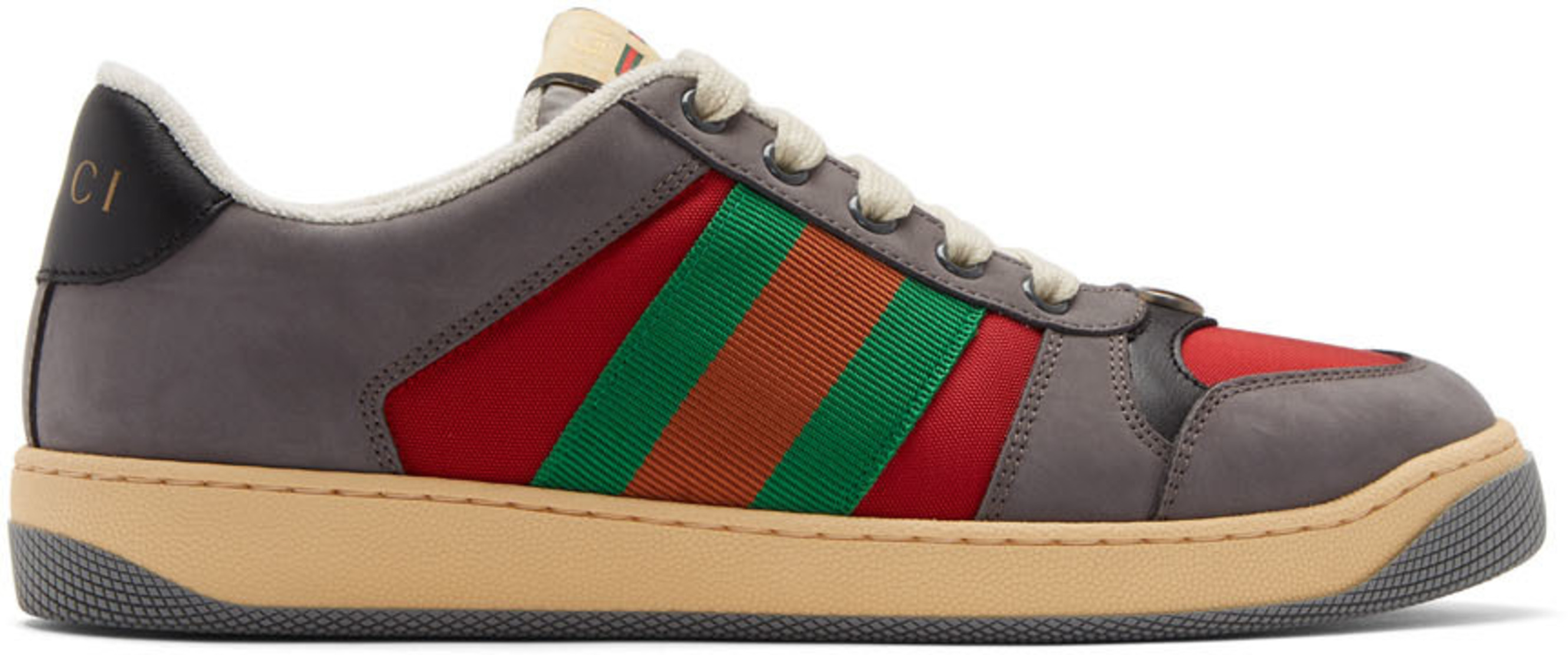eee4dce84a0 Gucci sneakers for Men | SSENSE