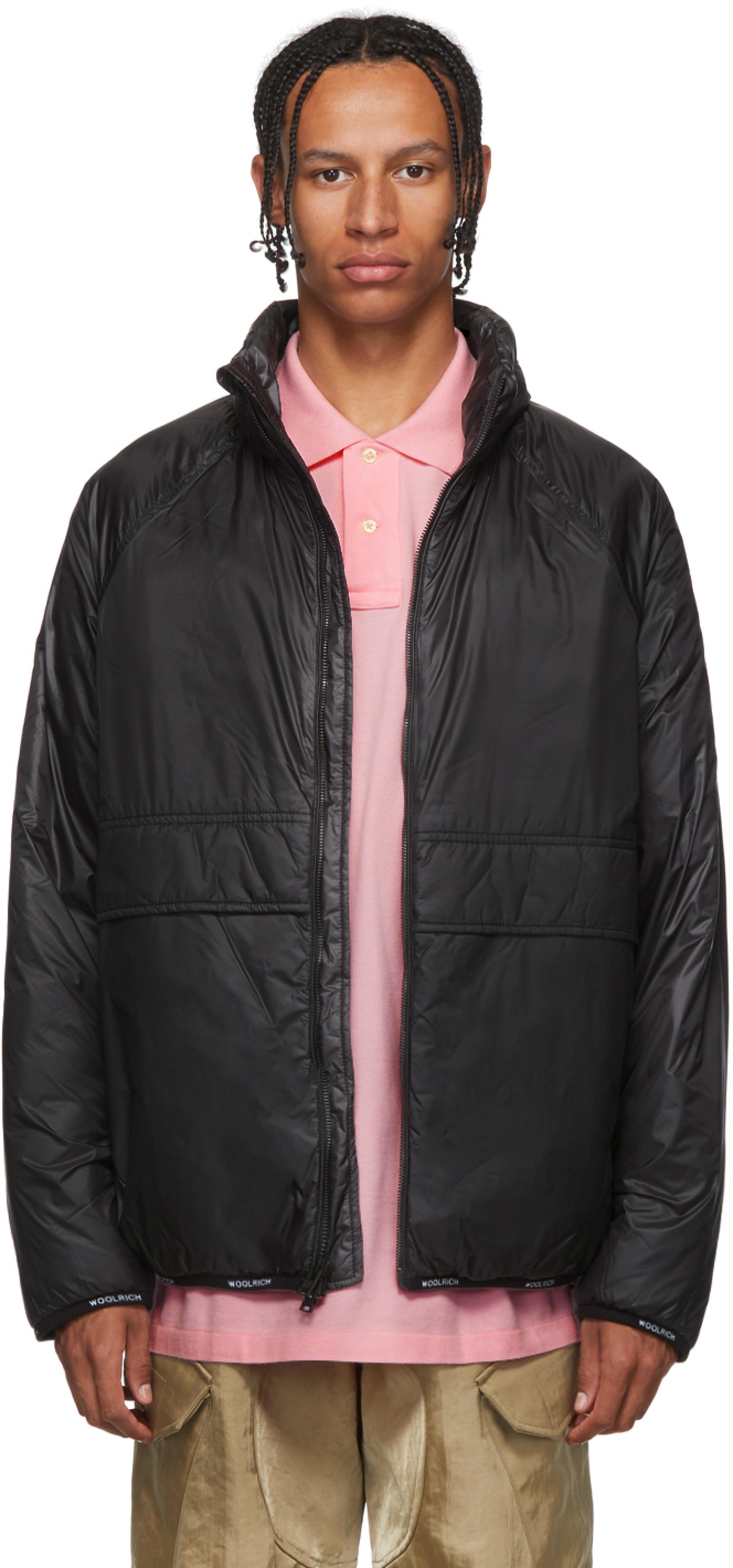 59c051557 Black Pack-It Jacket