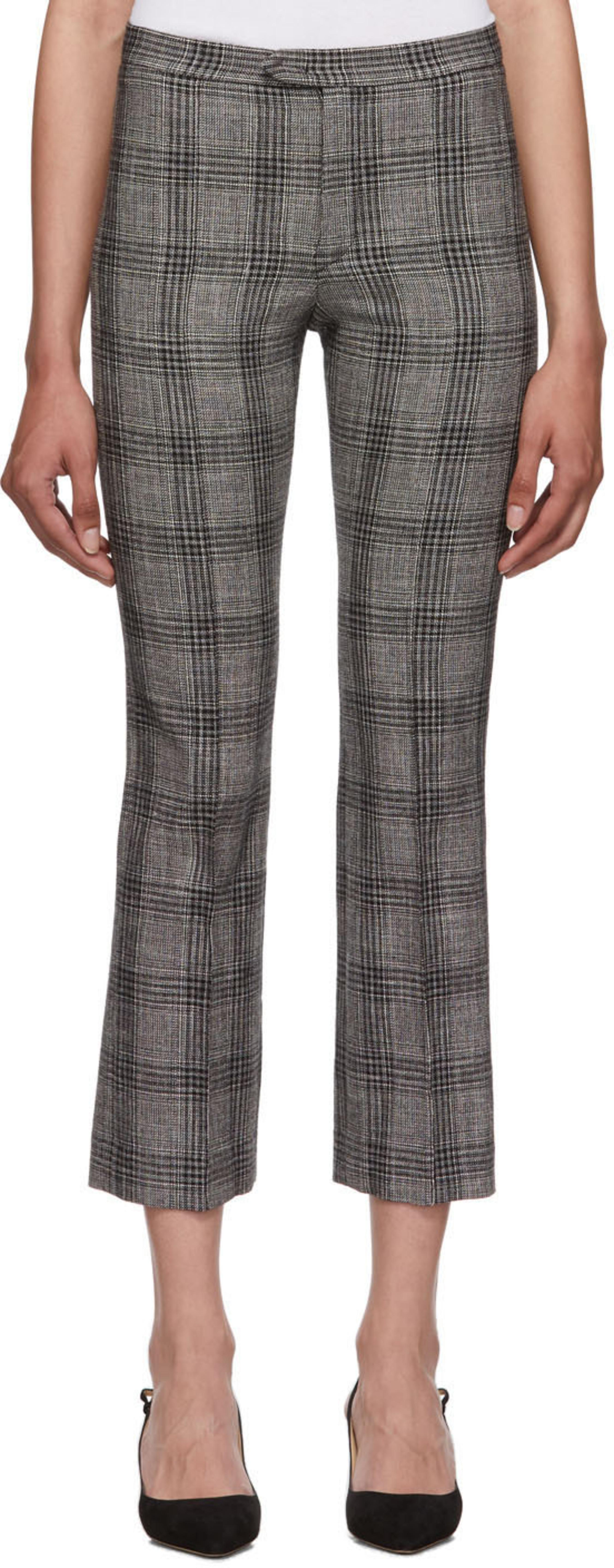 946066a109e Black & White Derys Pants