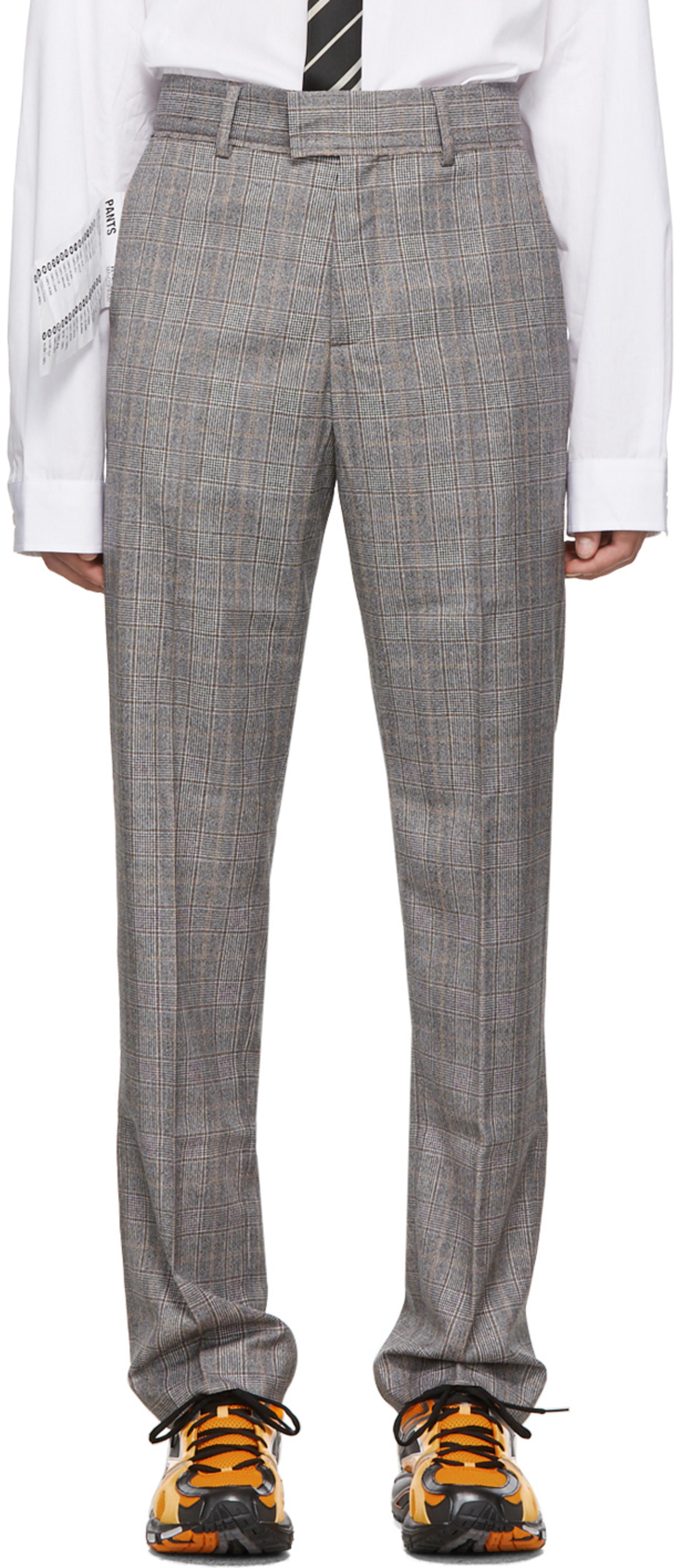 Beige New Classic Trousers