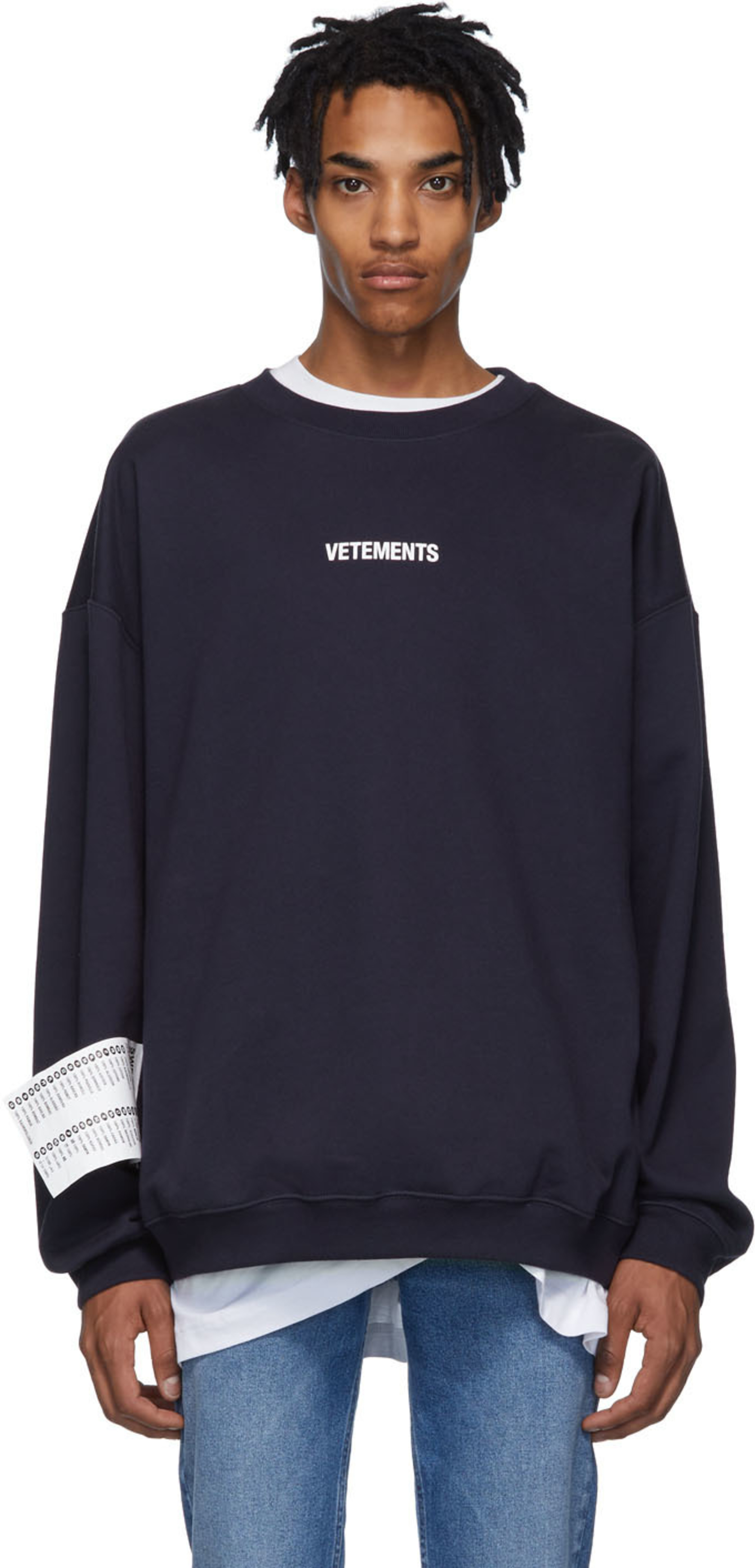 f673a226 Vetements for Men SS19 Collection | SSENSE