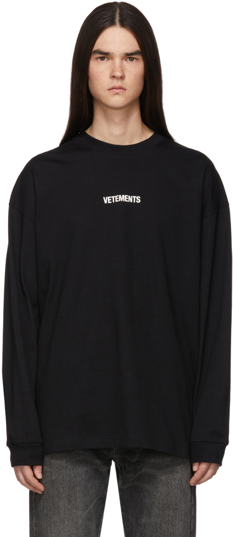 b509d6c16 Vetements t-shirts for Men   SSENSE UK