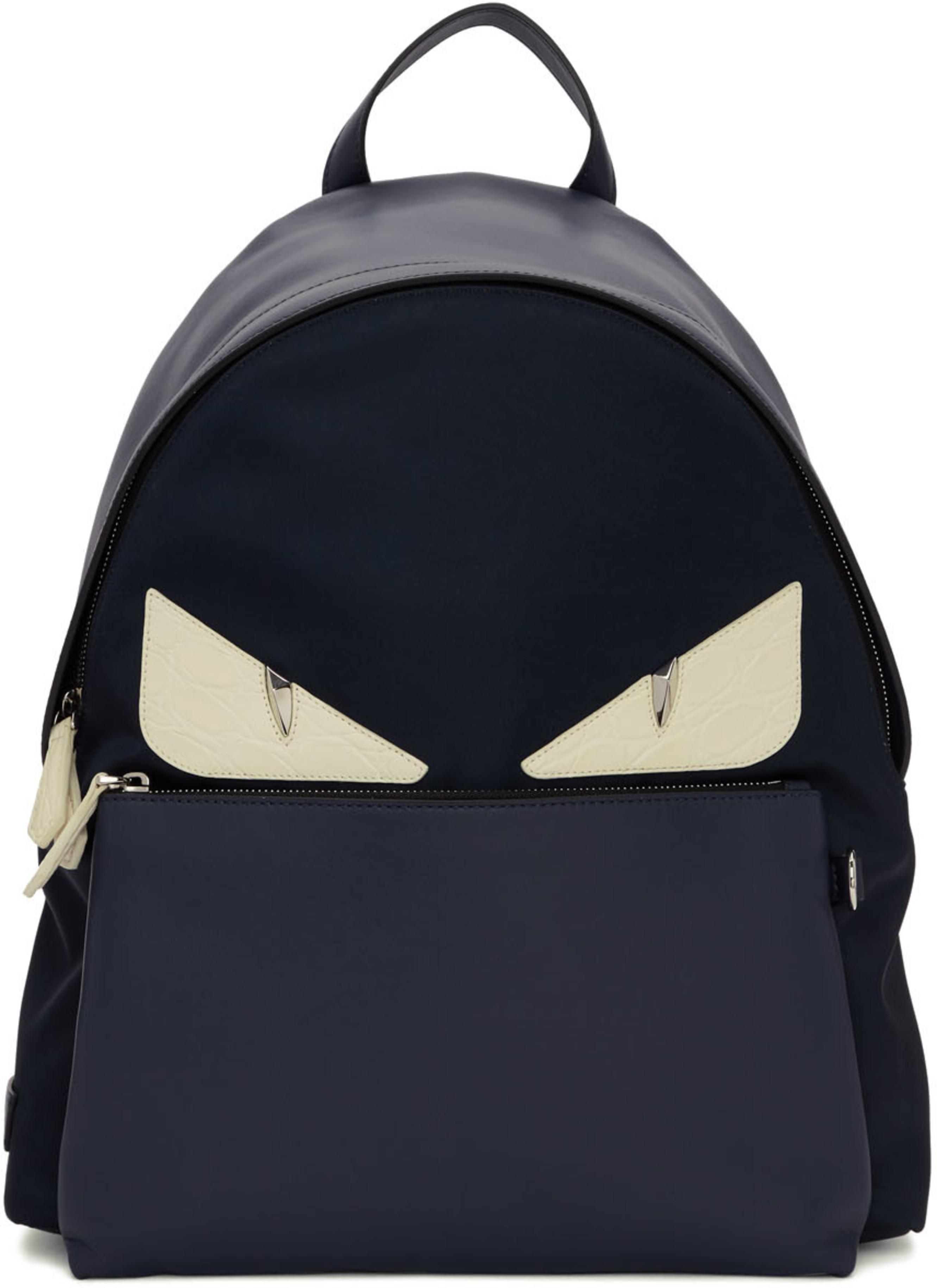 quality design c4640 8d3b2 Navy Bag Bugs Backpack