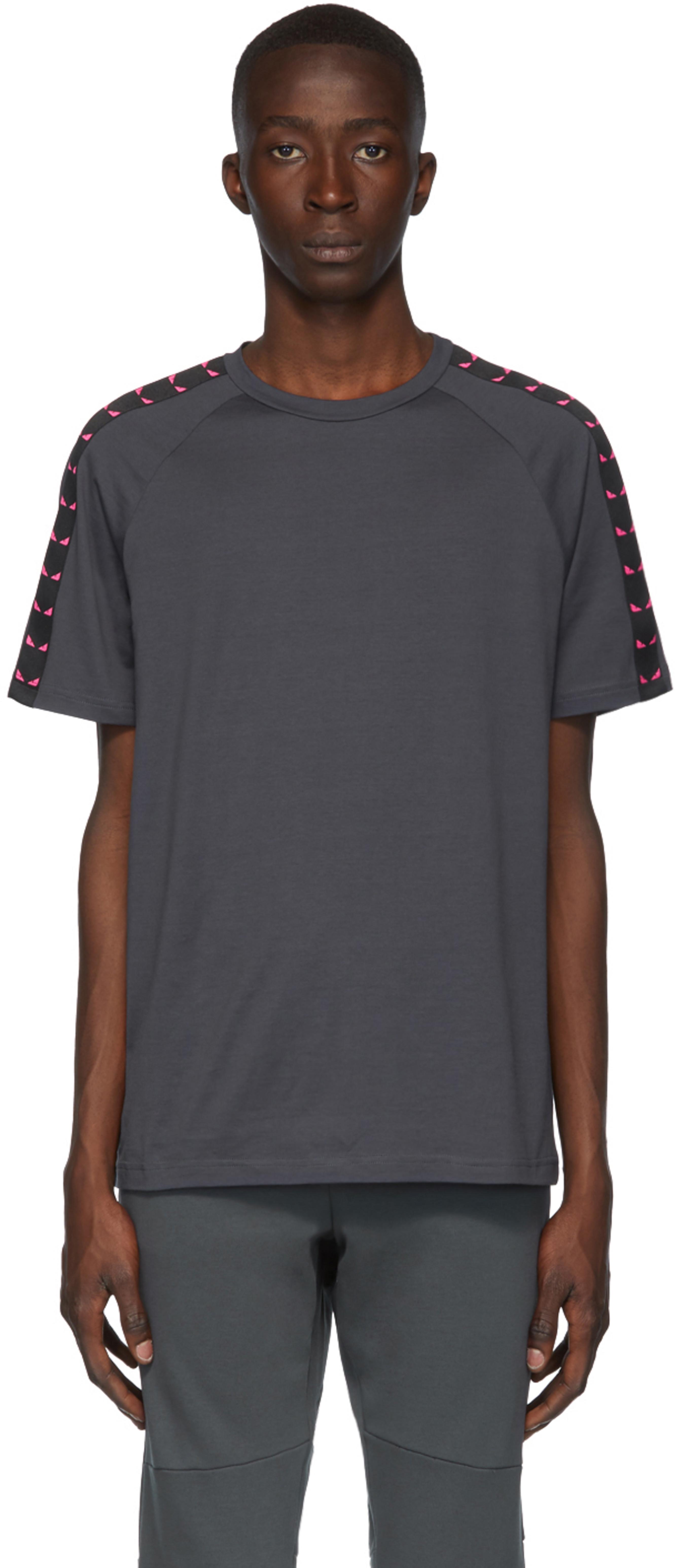 016eed0e Grey I See You Eyes T-Shirt