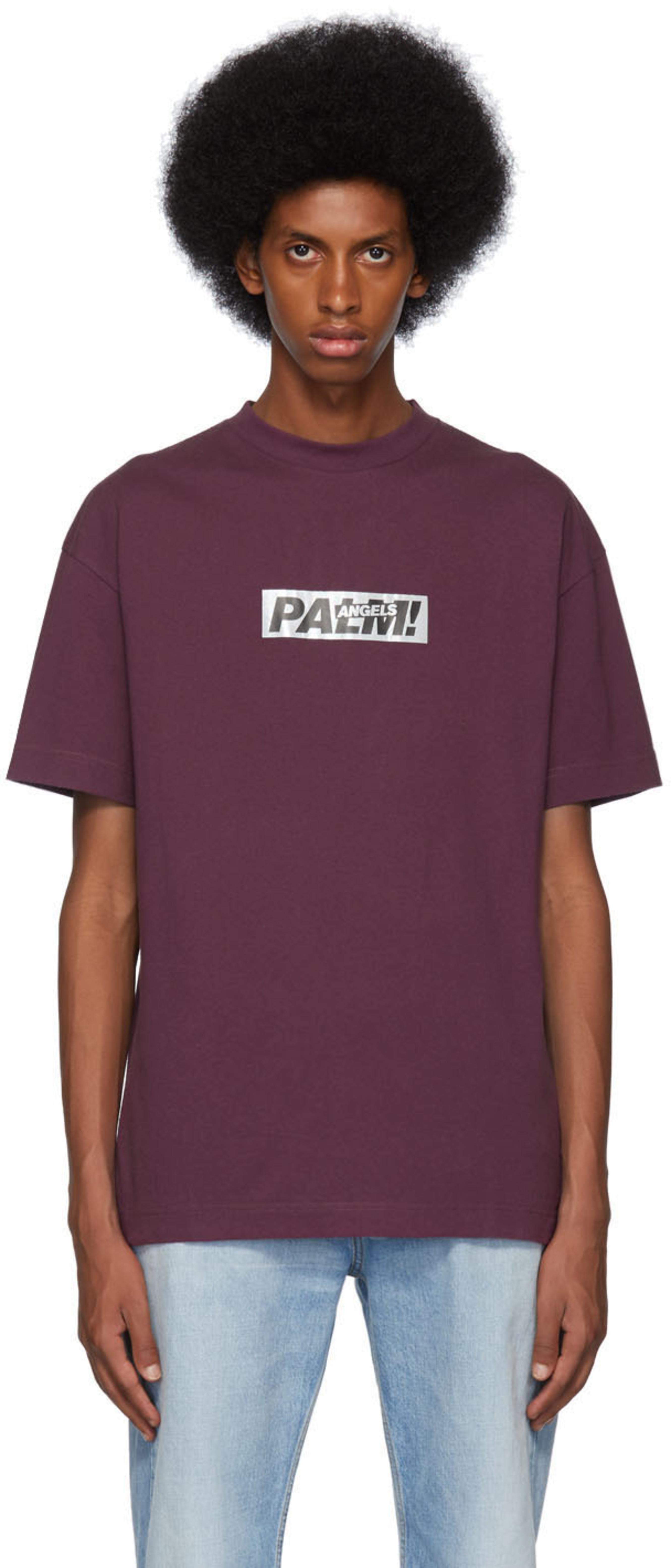 4fc244b6f Purple 'Palm!' T-Shirt
