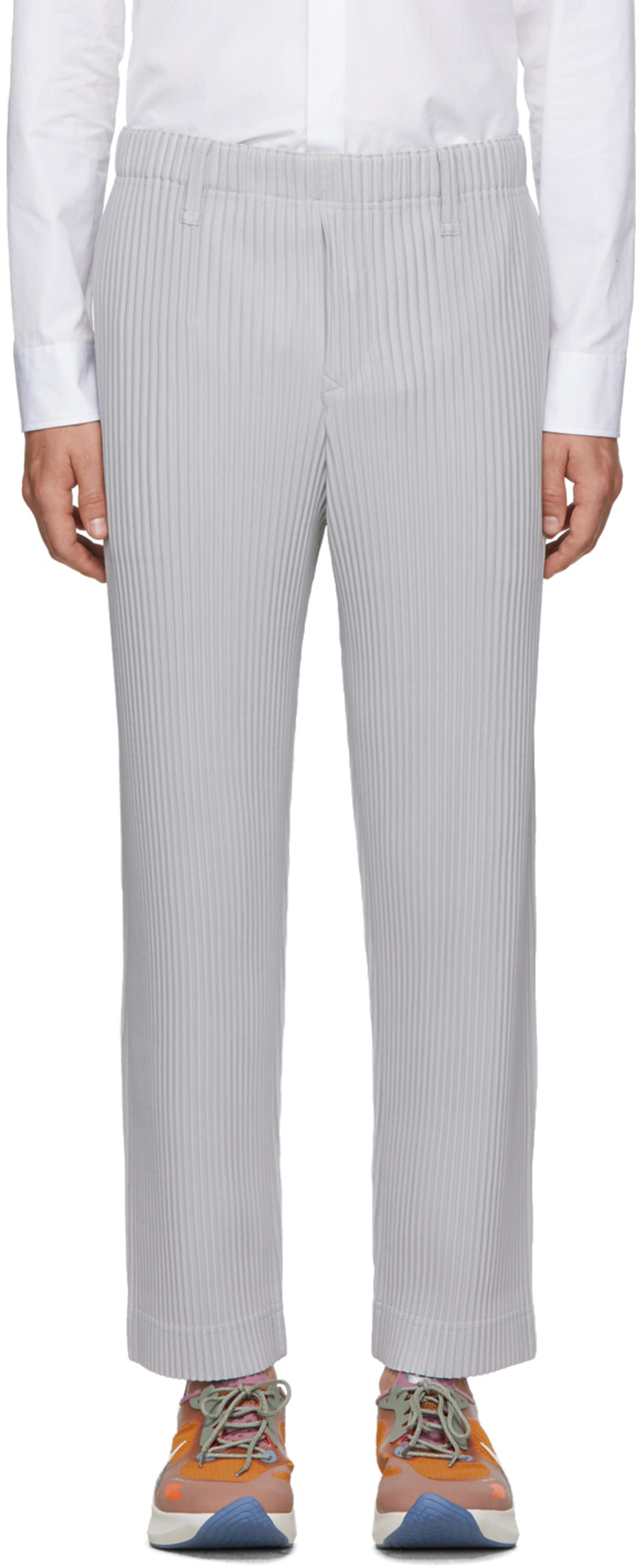 42360e08f Homme Plissé Issey Miyake trousers for Men   SSENSE