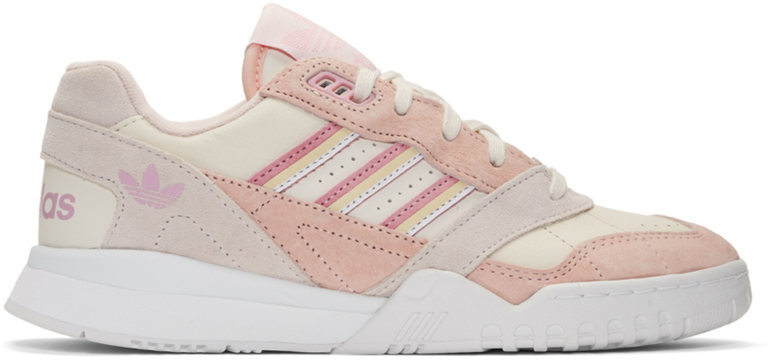 593b21857e318 Pink A.R. Trainer Sneakers