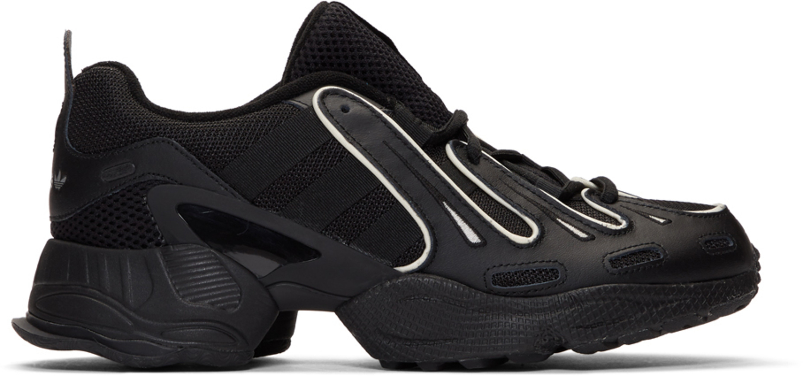 Black E G Sneakers