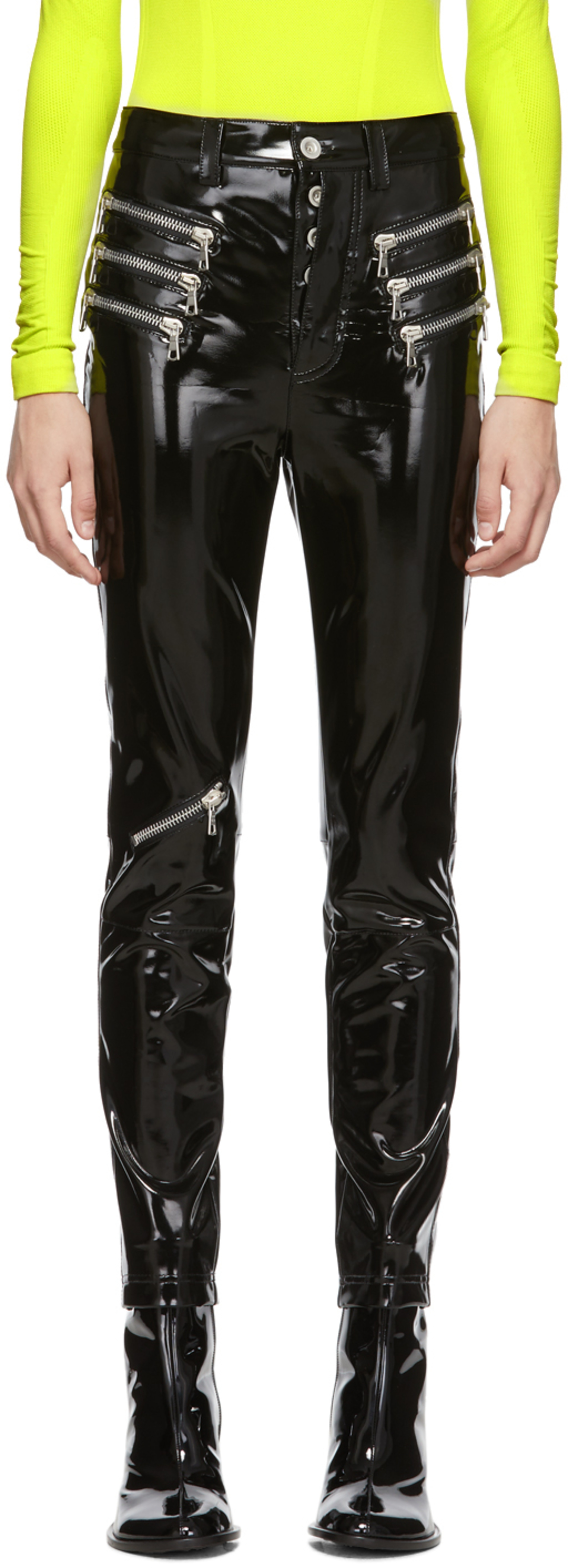 54586e42fa54a Designer pants for Women   SSENSE