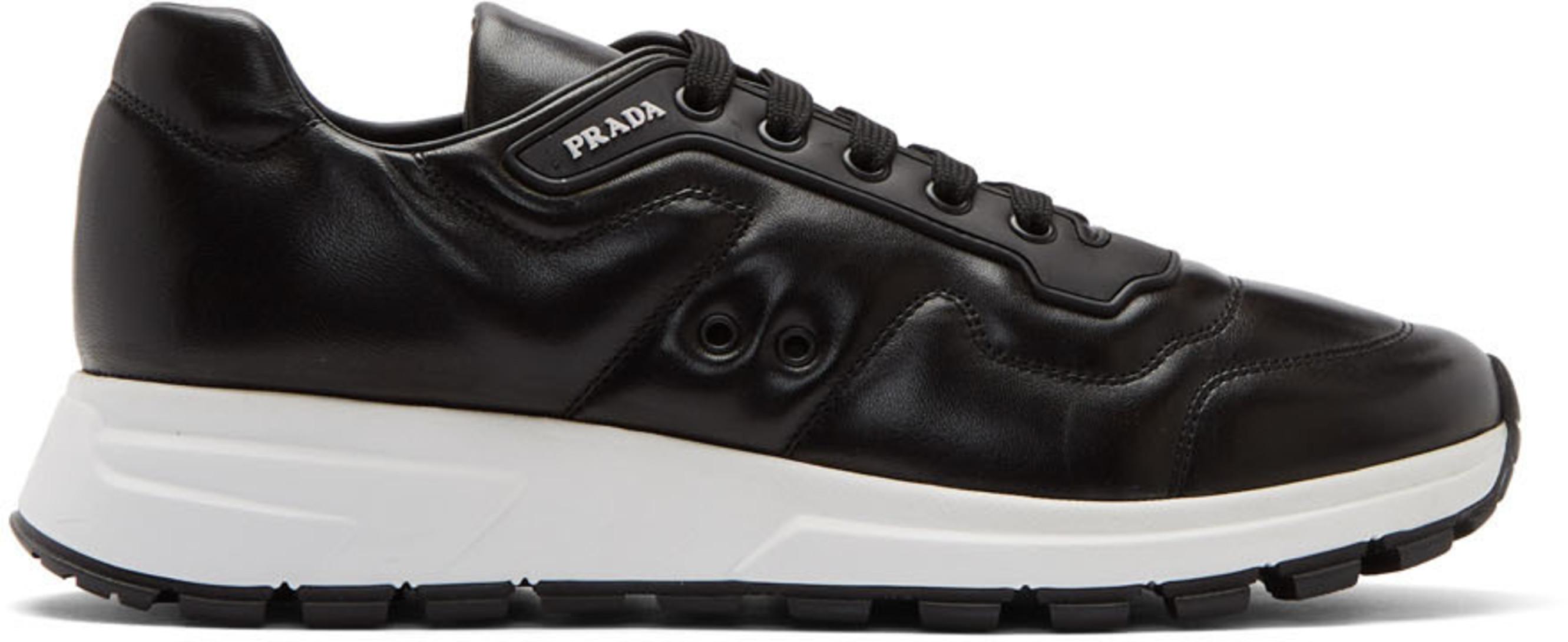 f5fd684b Black Sport Sneakers