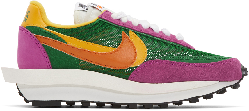 These Sacai Waffle Sneakers Are Breaking The Internet