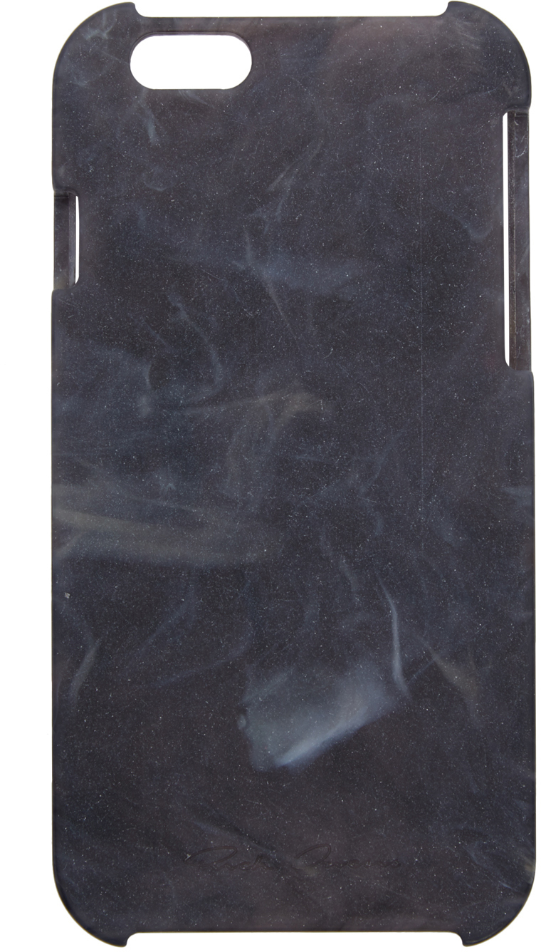 Grey Rhodoid iPhone 6 Case