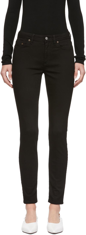 Acne Studios Black Blå Konst Climb Jeans 181129F069021