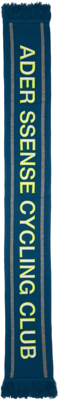 SSENSE Exclusive Blue ASCC Sports Scarf