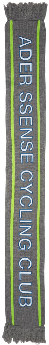 SSENSE Exclusive Grey ASCC Sports Scarf