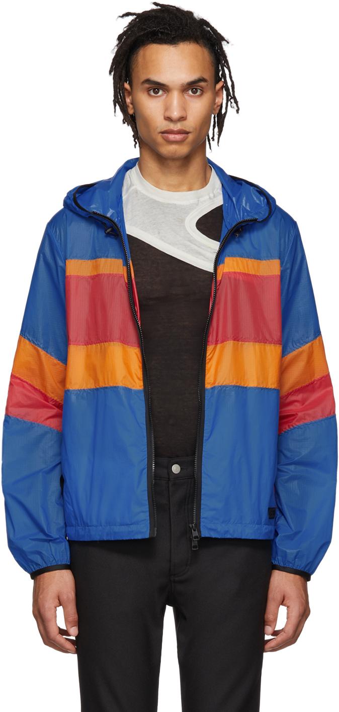 5 Moncler Craig Green Blue Stunt Jacket
