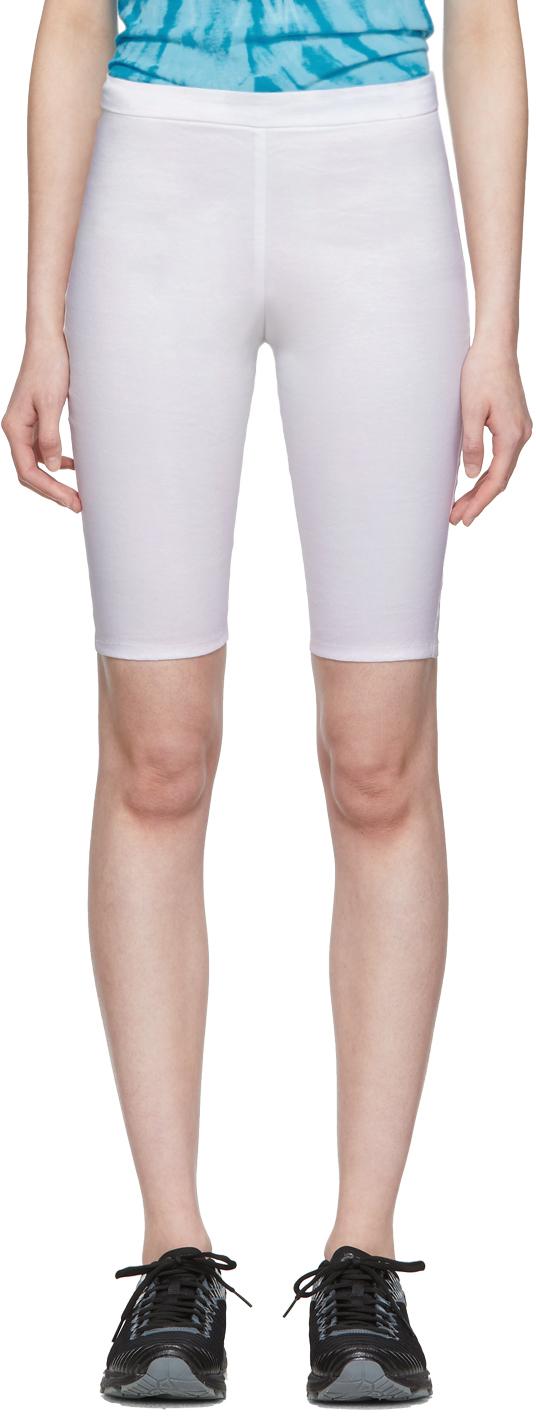Purple Osho Bike Shorts