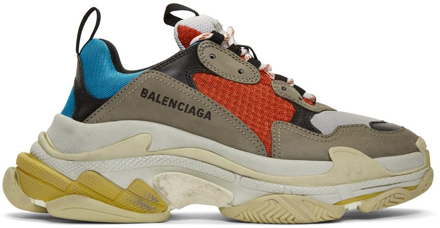 Balenciaga: Multicolor Triple S