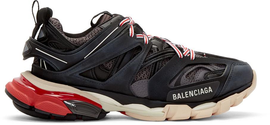 Balenciaga Balenciaga Track Led Trainers Grailed