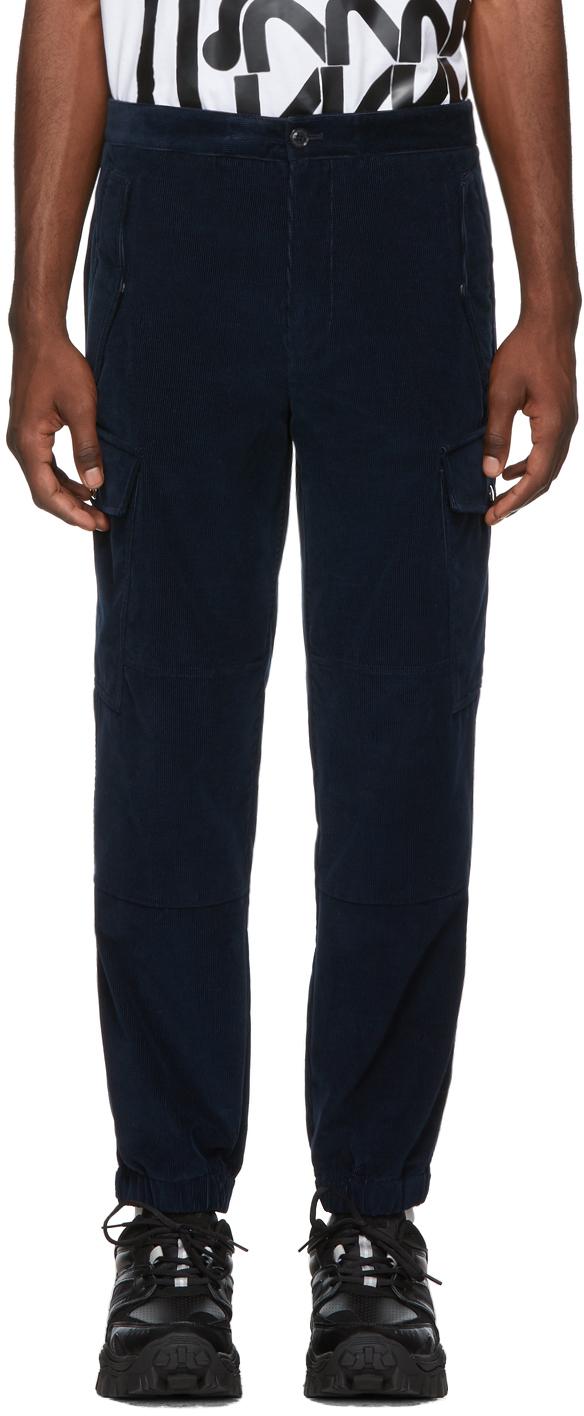 2 Moncler 1952 Navy Sportivo Lounge Pants