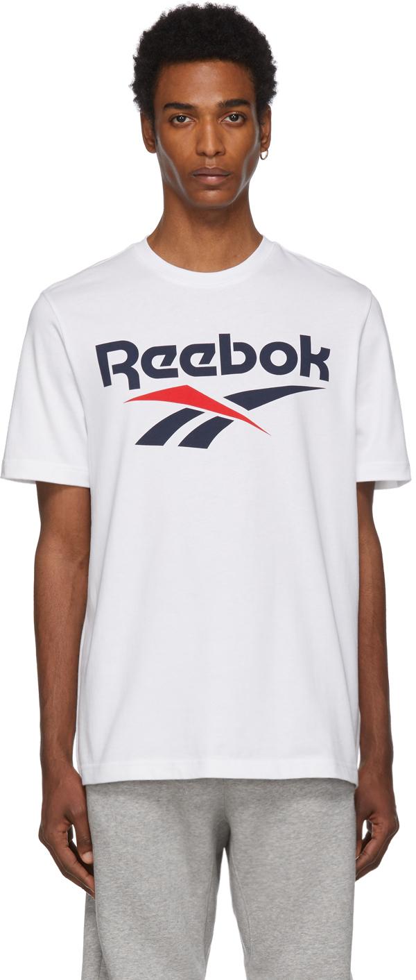Reebok Classics 3 Pack Vintage Logo Socks In White