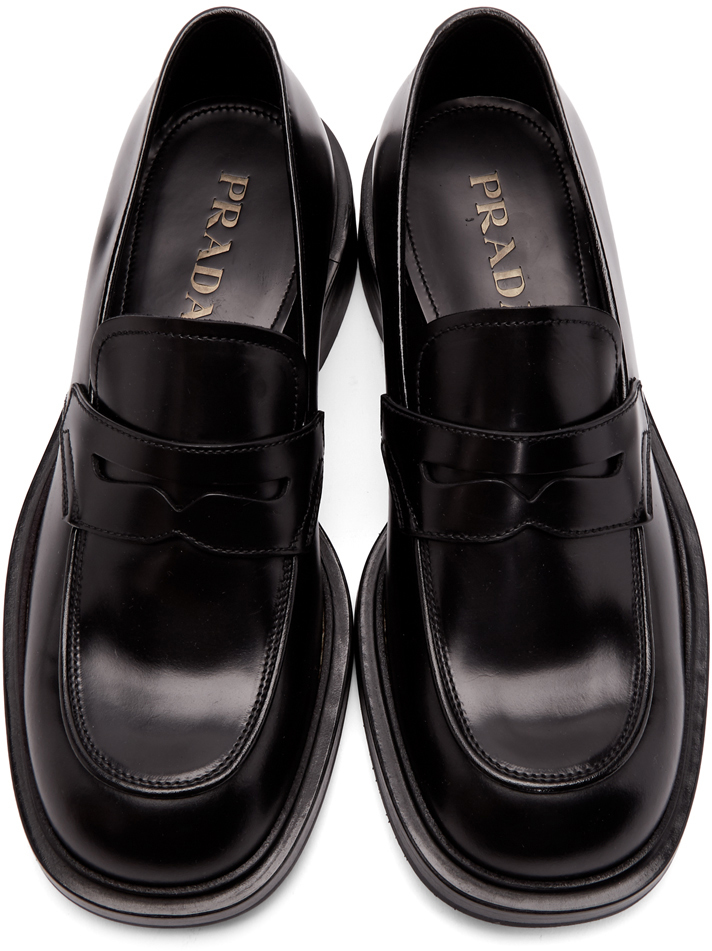 prada loafers black, OFF 73%,Buy!