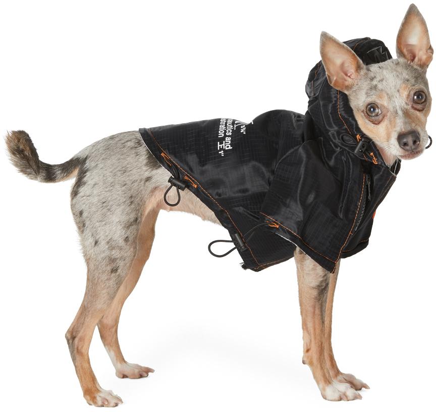 Heron Preston VIP Edition ブラック ロゴ ウインドブレーカー ジャケット