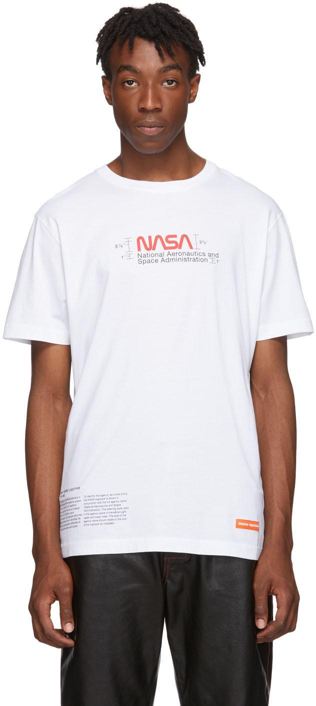 White Manual Regular T-Shirt