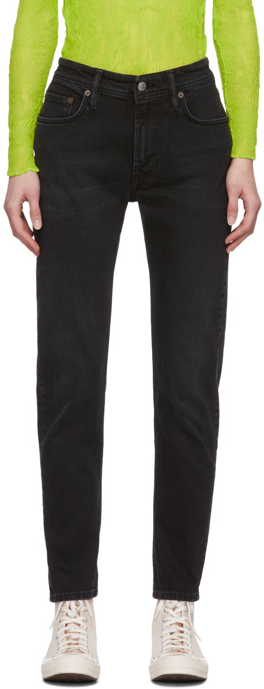 Acne Studios Black Blå Konst Melk Jeans 201129F069239