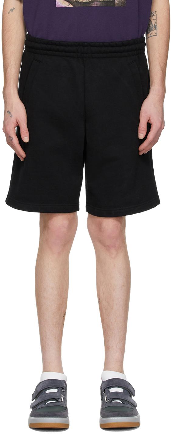 Acne Studios Black Fleece Shorts 201129M193011