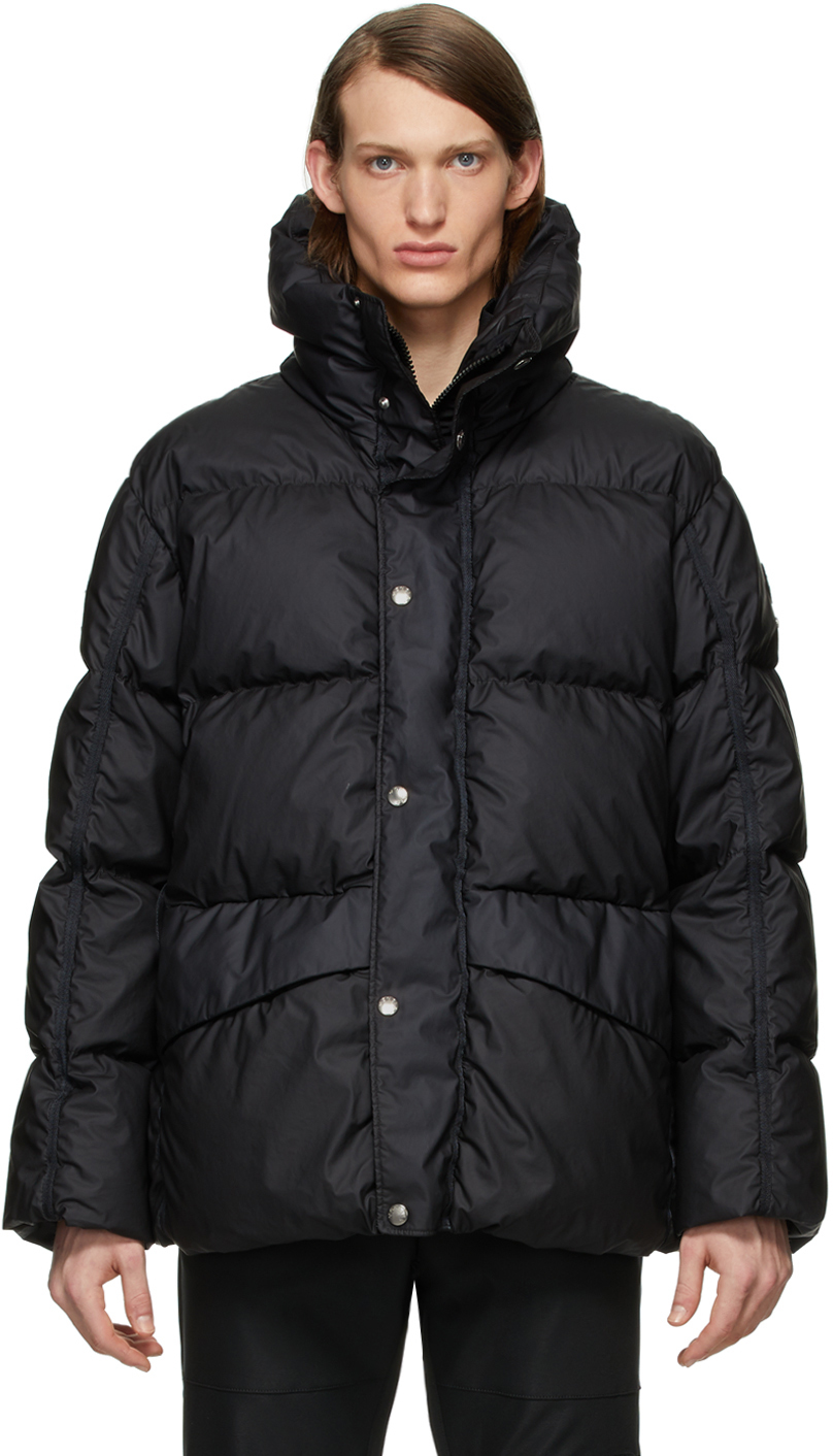 6 Moncler 1017 ALYX 9SM Black Down Eris Jacket