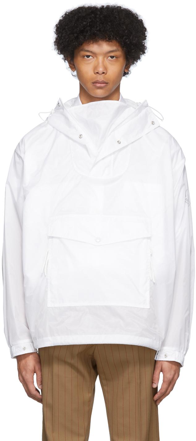 2 Moncler 1952 White Reynard Jacket