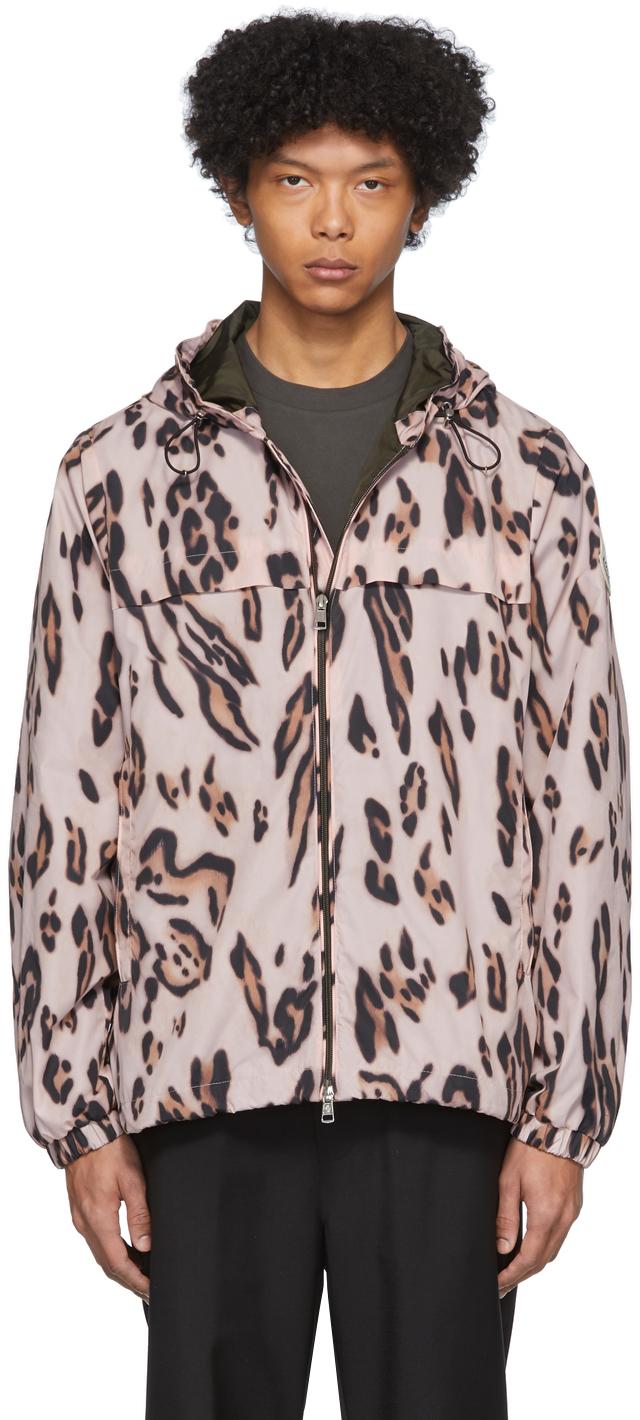2 Moncler 1952 Pink Jau Jacket