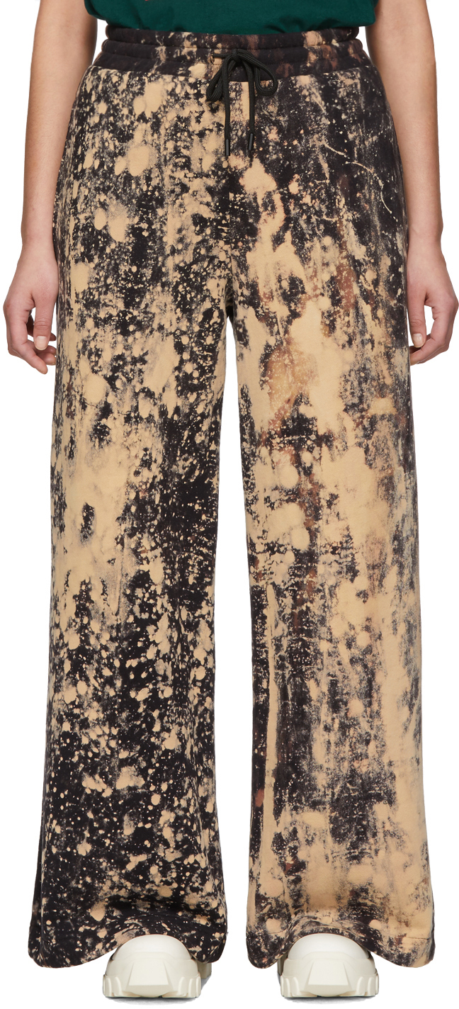 trousers US Linkshare Rokh CPA Affiliate Stewart White Rokh USMartha from Farfetch cropped houndstooth nOkP0w